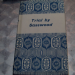 Readers Union Trial by sasswood by Esther Warner 1956 hardback book